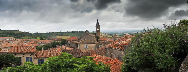 les toits de Lautrec