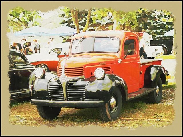 Old Dodge Truck...HTT