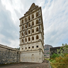 India - Tamil Nadu - Gingee Forts - Inner Fort - Kalyana Mahal - 3