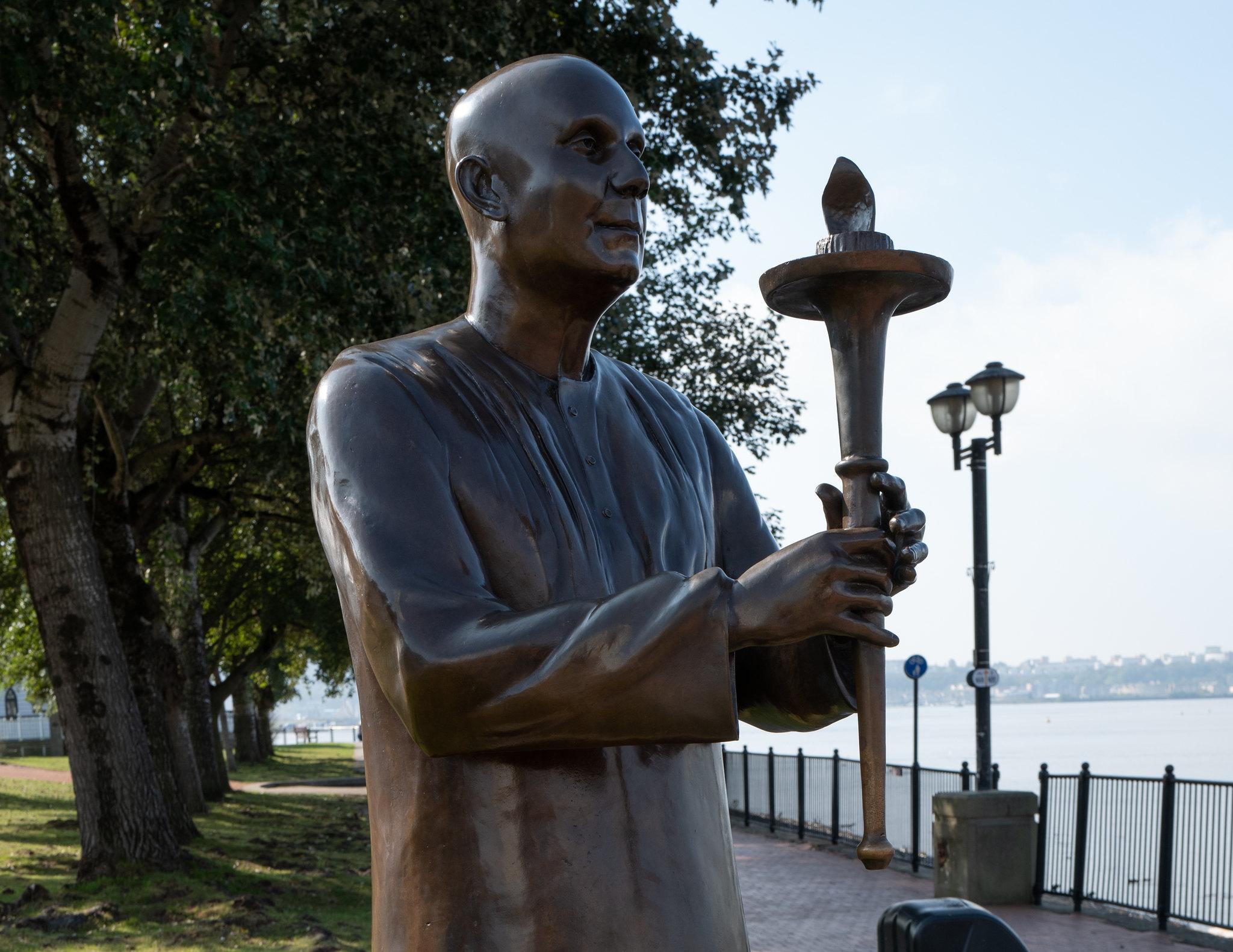 World Harmony Peace Statue