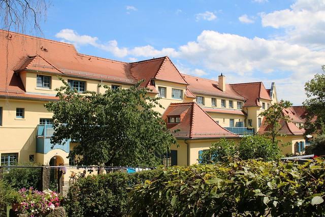 Dresden: Gartenstadt Hellerau