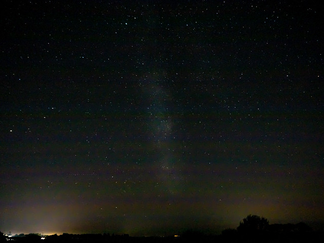 Milky Way Galaxy Core, Romney Marsh