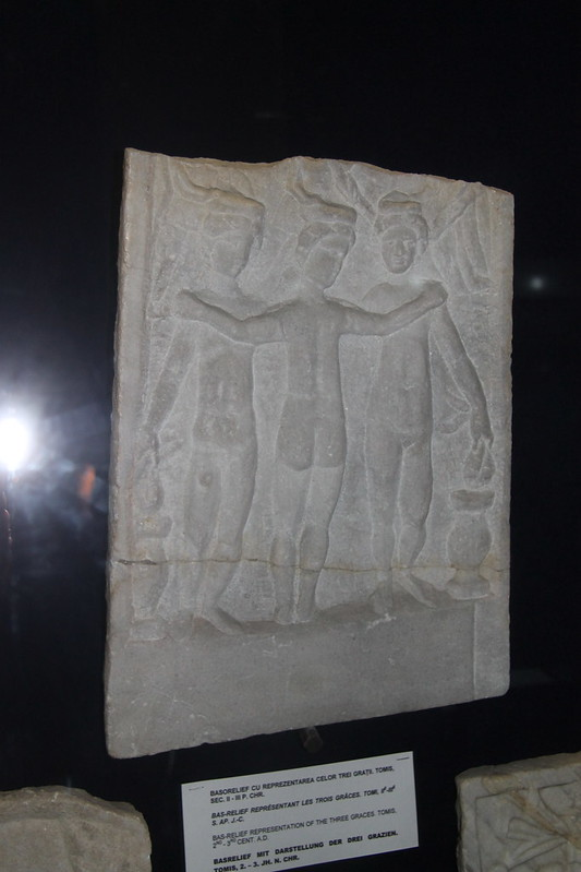 Relief of the Three Graces