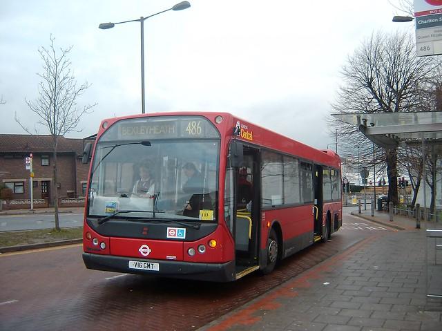 Go-Ahead London - MD16 - V16GMT - Go-AheadGroup20060006