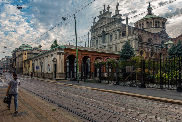 Milano Corso Italia