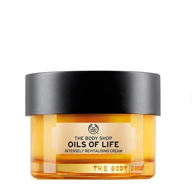 Buy Oils Of Life Intensely Revitalizing Cream Online At Bodyshop