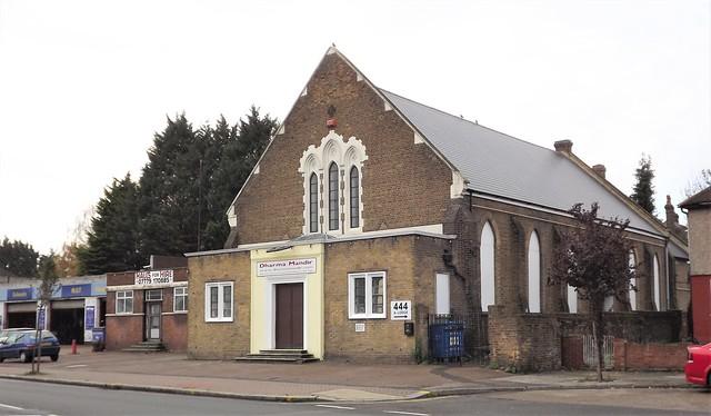 UK - London - Enfield (Dharma Mandir Hindu Temple)