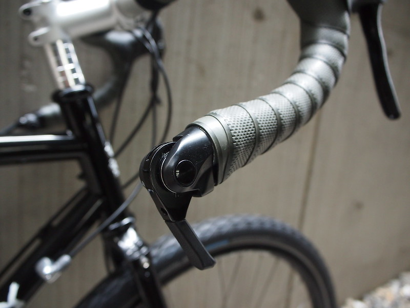 SURLY Disc Trucker old BK Shifter