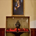Bishop Nicholas unveils portrait of Our Lady of Sorrows