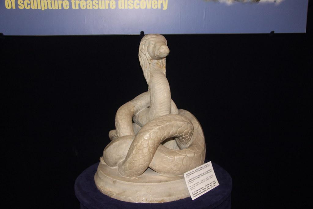Statue of Glycon