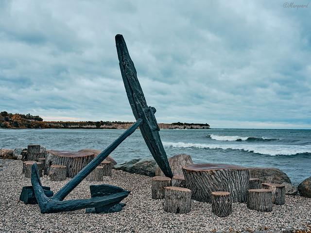 Stevns Klint-8 Dänemark