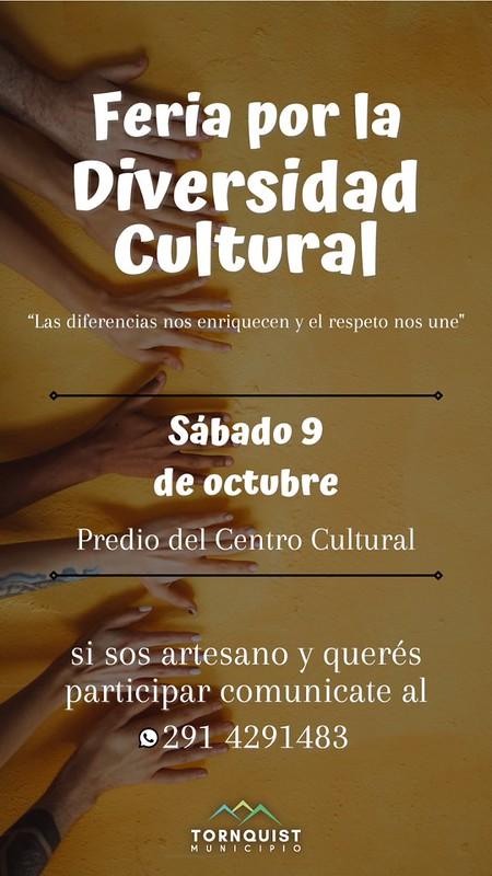 Feria Diversidad Cultural