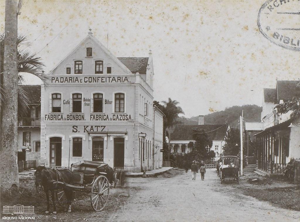 Blumenau (SC), início do século XX