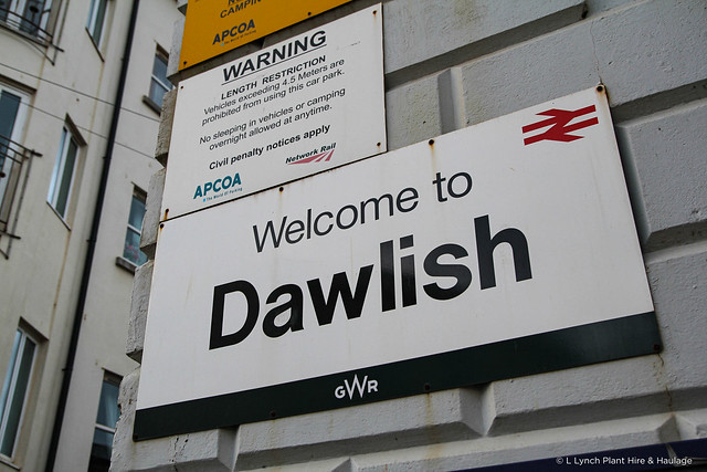 Dawlish: South West Rail Resilience Scheme