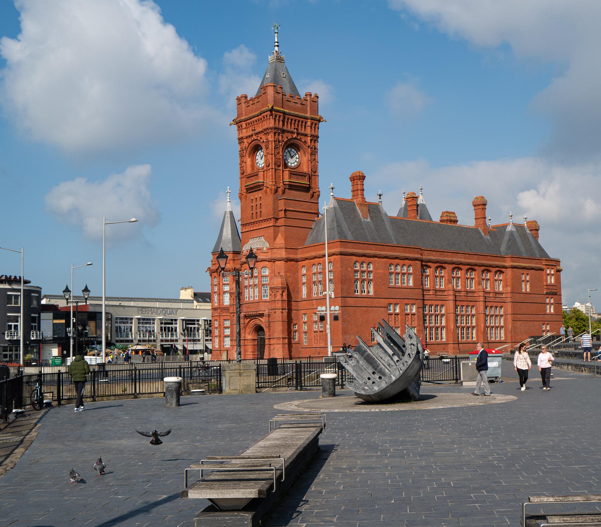 Pierhead building - Cardiff