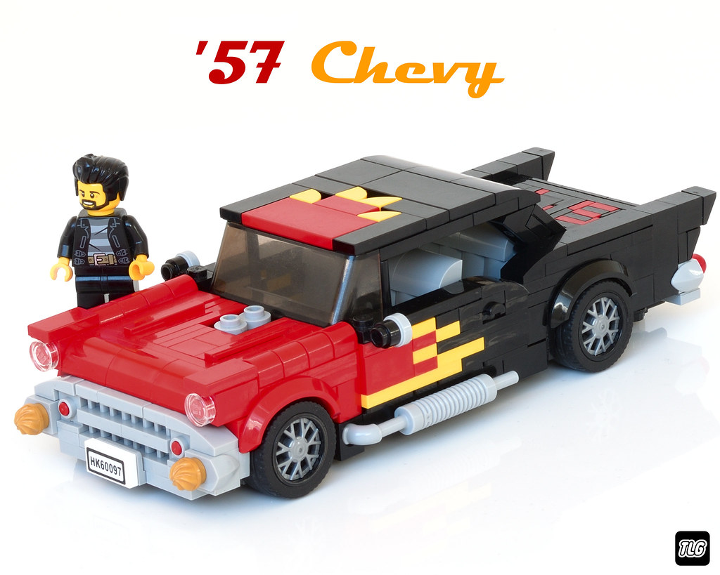 '57 Chevy - INSTRUCTIONS 1