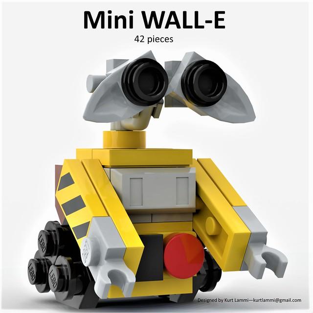 Mini WALL-E