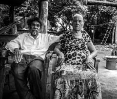 Long married couple. Managua/21.