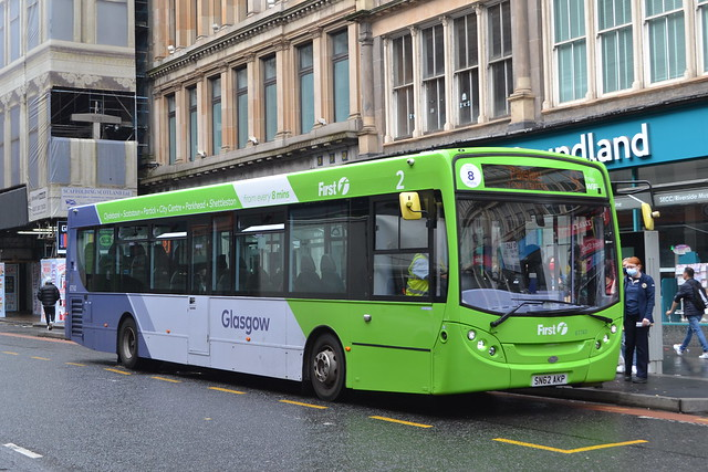 First Glasgow 67743 SN62AKP