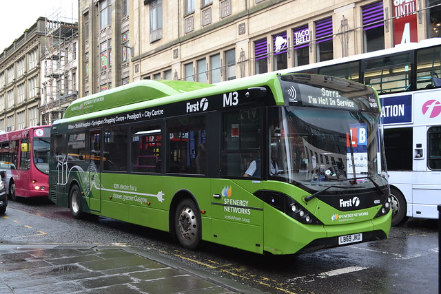 First Glasgow 48902 LB69JKO