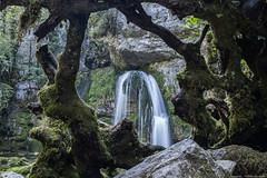 Cascade des Combes - St Claude