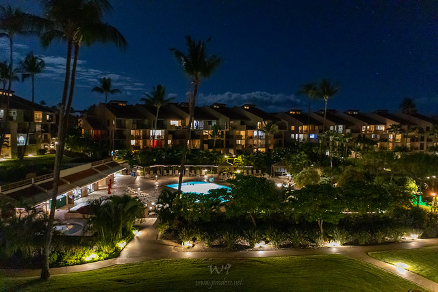 Goodnight From Maui