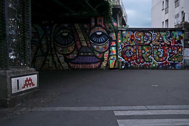 Avenue Jean Jaurès - Paris (France)