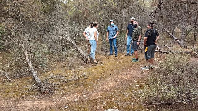 Paraje Natural de Badolatosa y Corcoya