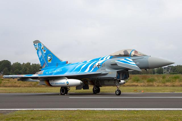 EF2000 Tiger