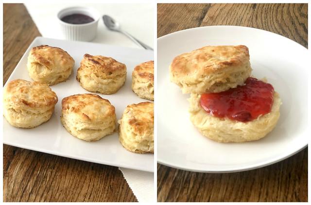 Flakiest Buttermilk Biscuits