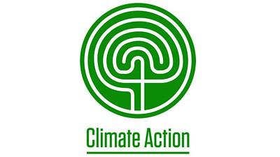 气候行动的图形