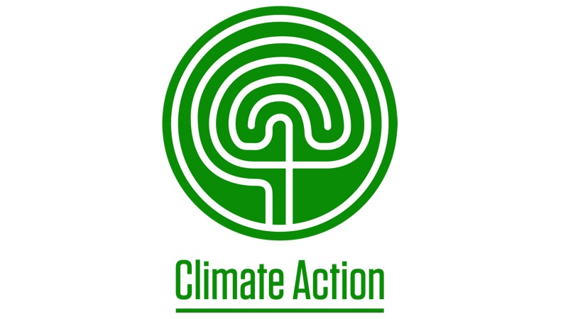 The climate action graphic