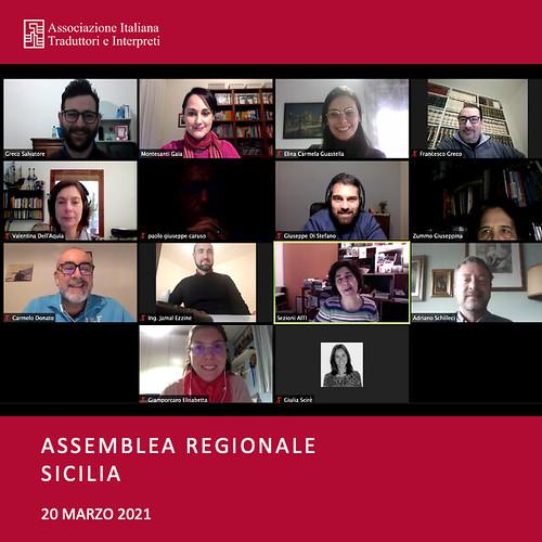 Assemblea Regionale 2021