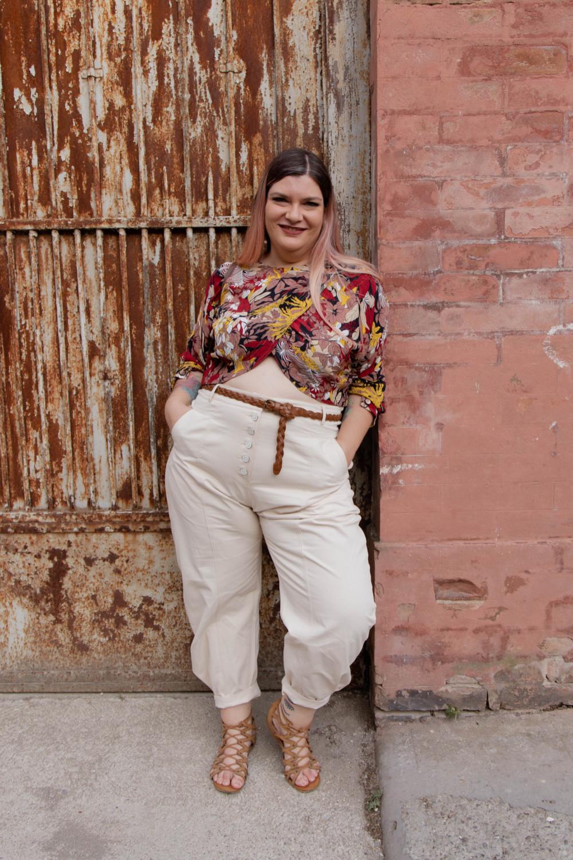 vintage curvy outfit plus size (2)