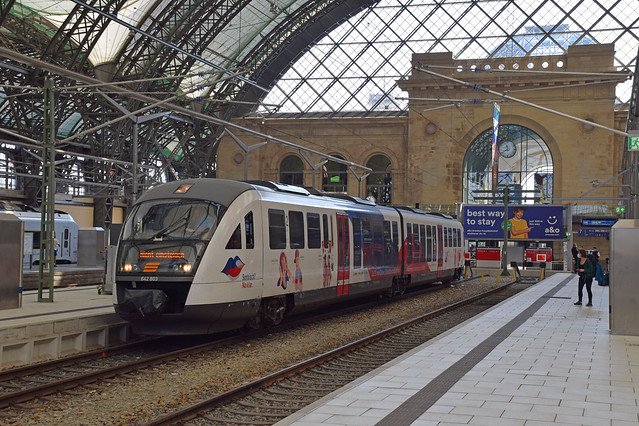 642 803 Dresden Hbf 14.09.21