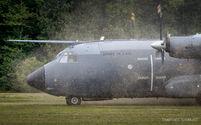 LFA21 | Armée de l'Air Transall C-160R | 64-GD