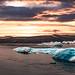 Jokulsarlon lake (Iceland)