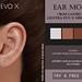 Ear Moles (LeLutka Evo X) for FLF