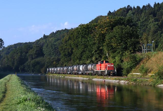 294 778, Mussenmühle, Flaschenzug Trostberg-Garching an der Alz