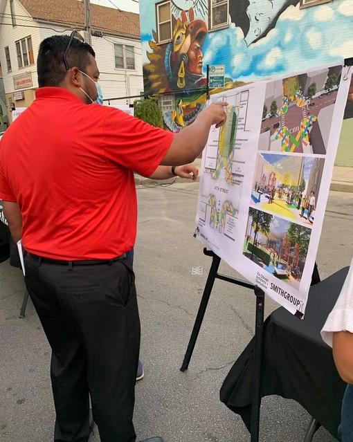 Caminata 47! Community Meeting