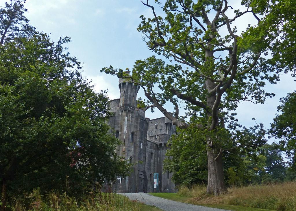 Penrhyn Castle, Bangor, Gwynedd. (National Trust)