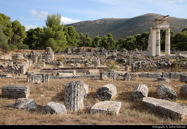 Epidaurus, Greece