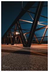 bridge at blue hour (Explored 2021-09-16)