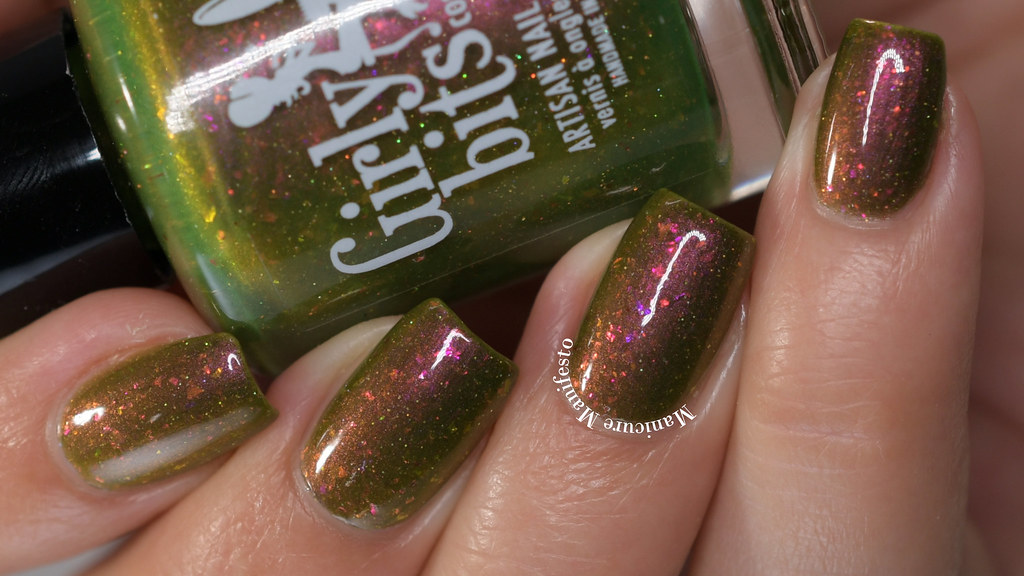 Girly Bits Don't Stop Be-Leafing