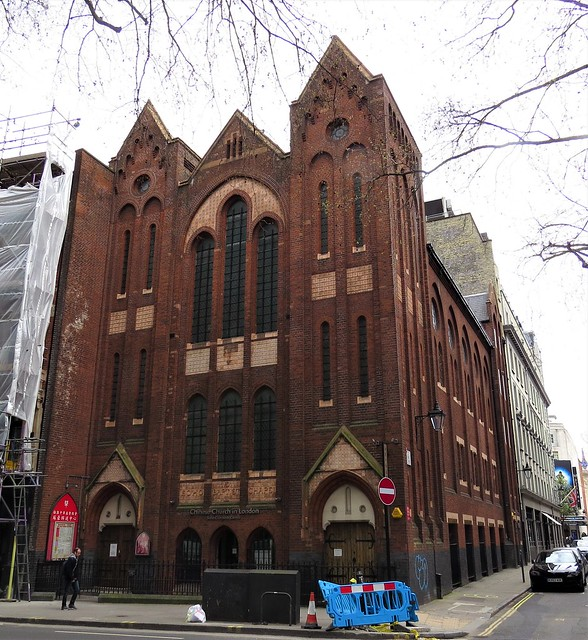 UK - London - West End (Chinese Church - Soho Outreach Centre)