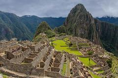 Machu Picchu; Title not required
