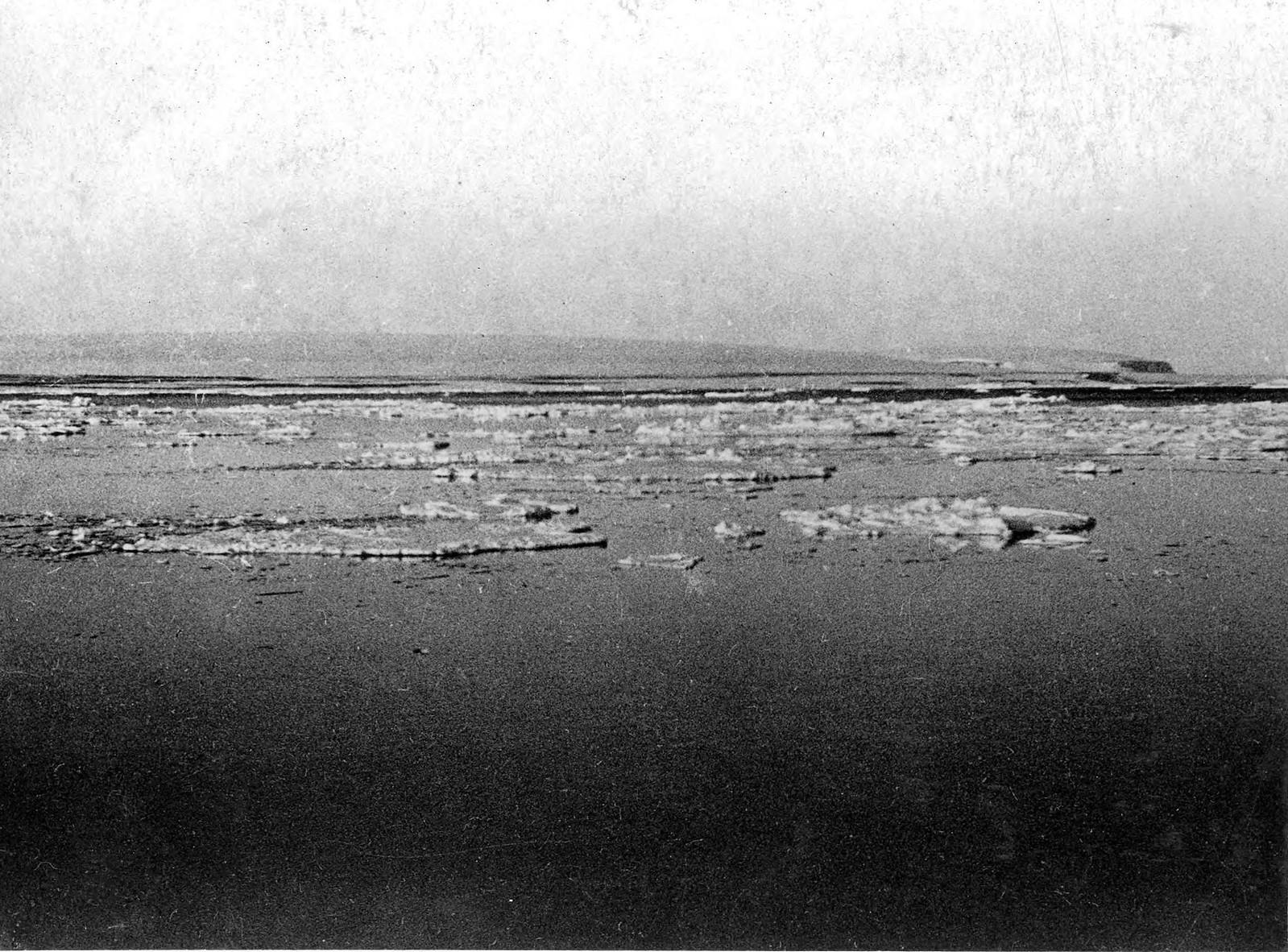 Плавающие льдины