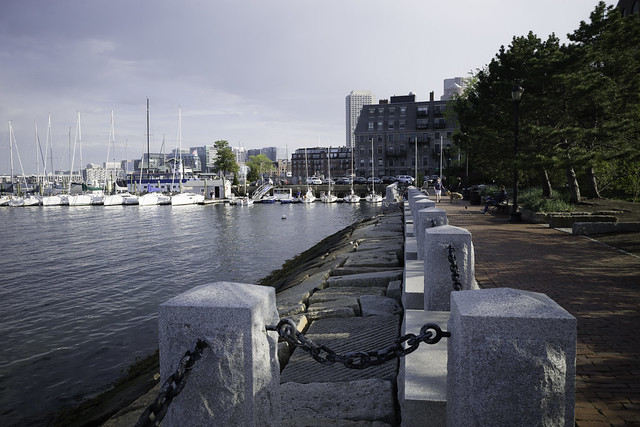 enjoy the edge of the Ocean city