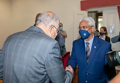 Secretário Executivo reúne com Embaixador da Boa Vontade da CPLP_ (6)