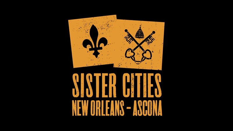 Sister Cities • New Orleans Ascona